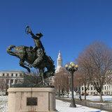 Denver: de hoofdstad van powderstaat Colorado