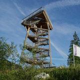 Vogelturm in Reutte - ©Naturparkregion Reutte/Robert Eder