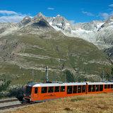 Gornergratbahn in Zermatt - ©Valais Tourism