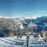 Retour du soleil sur les Alpes (11 fev. 2016)
