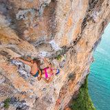 Sasha DiGiulian (USA) in Thailand - ©Cameron Maier / Red Bull Content Pool
