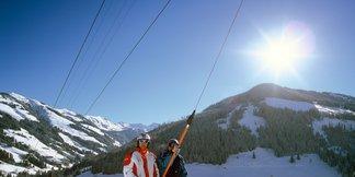 Learn to ski in Alpbach