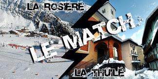 Espace San Bernardo : La Rosière vs La Thuile