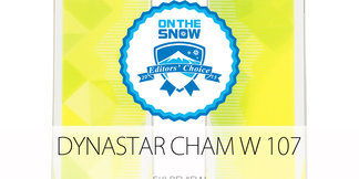 2015 Women's Powder Editors' Choice Ski: Dynastar Cham W 107