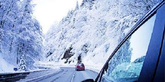 Driving to the Alps: Just pack up the car and go