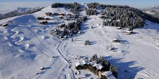 Manigod se lance dans le le ski nocturne