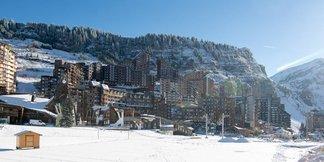 Ottobre 2014 - Neve fresca sulle Alpi