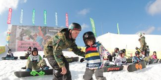 Modena Skipass: Snowboard 4 Kids