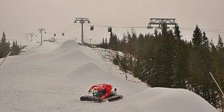 Snehové správy: Rakúsko čaká na sneh, slovenské strediská vyrábajú technický! - ©TMR, a.s.