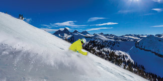 Infographic: Where's the Snowpack in the West? - ©Grand Targhee Resort