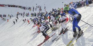 Skirennen 2017 für jedermann: Dabei sein ist alles! - ©TVB St. Anton am Arlberg/Fotograf: Josef Mallaun