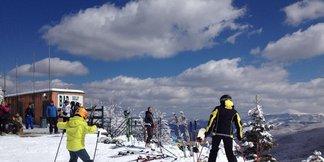 Itálie: Sníh v dubnu