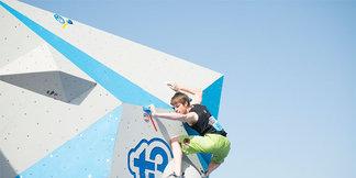 11.5.2014: Livestream vom IFSC Boulder-Weltcup in Grindelwald - ©http://climbingworldcup.fairex.az