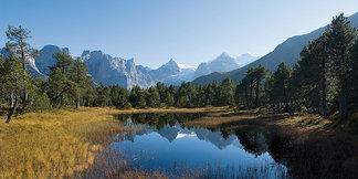 Haslital Landschaft