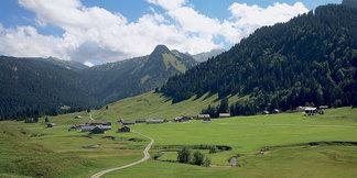 Vorsäßsiedlung Schönenbach - ©Bregenzerwald