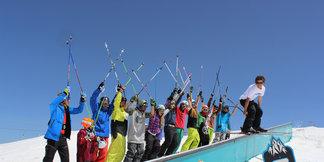 Pronti per il Summer Freeskicamp a Les Deux Alpes?