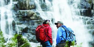 WildeWasserWeg Stubai erweitert  - Ausbau führt Wanderer näher ans Geschehen