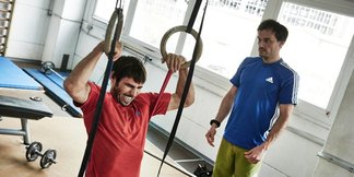 Kevin Jorgeson: Talent meets training!