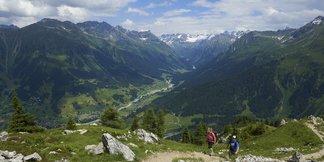 Wandern am Gotschnagrat - ©Davos Klosters