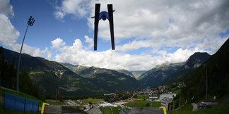 Courchevel accueille la Coupe du Monde de Saut à ski les 11 & 12 août - ©Patrick Pachod