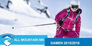 All Mountain Ski Test für Frauen: Zehn Modelle 15/16 im Skiinfo-Test - ©Christoph Jorda
