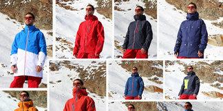 Zehn aktuelle Skijacken im Test: Gut geschützt durch den Winter - ©Skiinfo