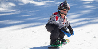 California Opens Early for Skiing & Riding - ©Big Bear Mountain Resort