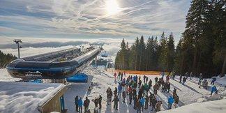 Na co se mohou těšit lyžaři ve střediscích SkiResortu ČERNÁ HORA - PEC? - ©SkiResort Černá hora - Pec