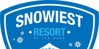 Snowiest Resort of the Week (1/2016): Kto vstúpil do nového roku s najväčším snežením? - ©Skiinfo.de