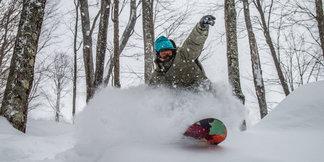 Photo Gallery: Jonas Brings FEET of Powder to Mid-Atlantic - ©Kurtis Schachner/ Snowshoe Mountain Resort