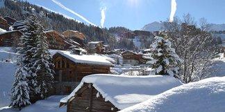 Snow report: Widespread snowfall on the way - ©La Plagne Paradiski