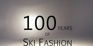 100 lat mody narciarskiej