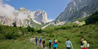 Bergsportwoche am Wilden Kaiser: Dem Kaiser ganz nah - ©Wilder Kaiser   Roland Schonner