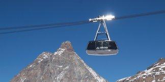 Cervinia: si inizia a sciare dal 22 Ottobre - ©Breuil-Cervinia Valtournenche Facebook