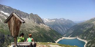 Aussichtsbankerl rund um Mayrhofen: Drei schöne Touren im Zillertal - ©Gabi Huber