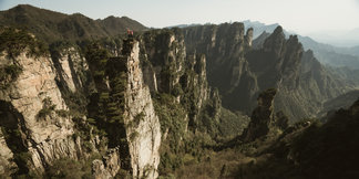Smith-Gobat und Rueck klettern in China - ©adidas outdoor | Franz Walter
