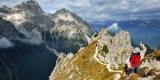 Klettersteige in den Dolomiten: Kampf um die Drei Zinnen - ©Norbert Eisele-Hein
