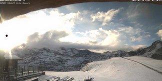 Neve fresca a Luglio! [Fotogallery] - ©Santa Caterina Valfurva