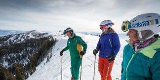 Steeps & Stashed Ski Clinic - ©Co-ed Program