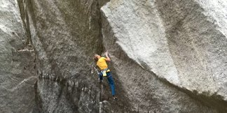 Alex Megos on One Day Ascent of Dreamcatcher (5.14d) in Squamish, BC