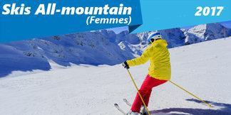 Skis All Mountain 2017 (Femmes) - ©Gorilla