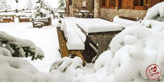 Fresh snow in the Alps Oct. 13, 2016 - ©Facebook Vars