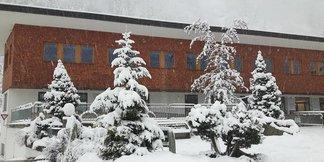 Schneebericht: Früher Wintereinbruch und starke Schneefälle - ©Facebook Hintertuxer Gletscher