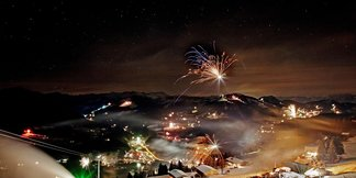 Silvester 2016 in den Alpen: Die coolsten Events und Parties - ©SkiWelt