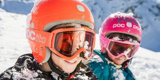 Děti na lyžích - ©Ötztal Tourismus / Rudi Wyhlidal