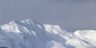 Big Snowfalls in the Alps and Pyrenees