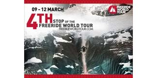Freeride World Tour reaches Tignes