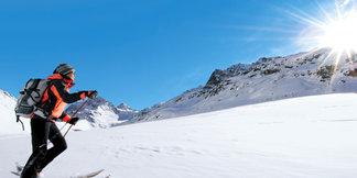 Richtig Skitourengehen: Aufstiegs – und Abfahrtstechnik auf Skitour