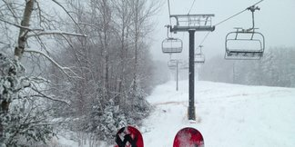 Where's the Snow this Weekend: East Coast Report 12/20/12 - ©Brian Clark