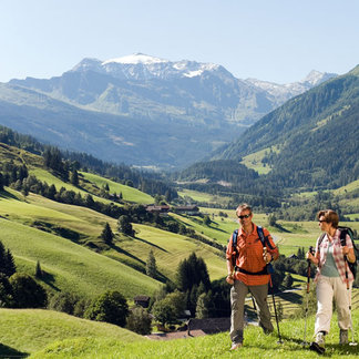 Wanderer - ©Tourismusverband Rauris